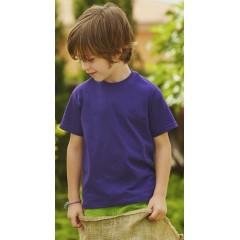 Lasten T-paita painatuksella