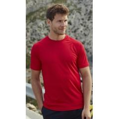 T-paita tekninen painatuksella