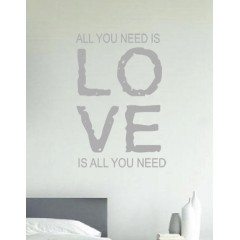 All you need sisustustarra