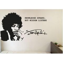 Jimi Hendrix sisustustarra