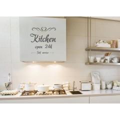 Kitchen open 24h sisustustarra