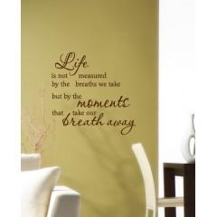 Life is not sisustustarra