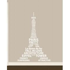 Eiffel-torni sisustustarra