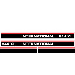 International XL tarrat