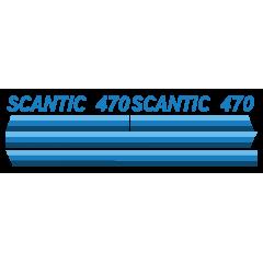 Scantic 470  raidoilla venetarrat