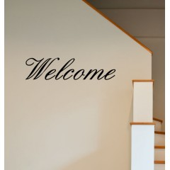 Welcome sisustustarra